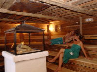 Erdsauna in den Chiemgau Thermen