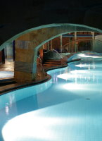 Halle in der Claudius Therme