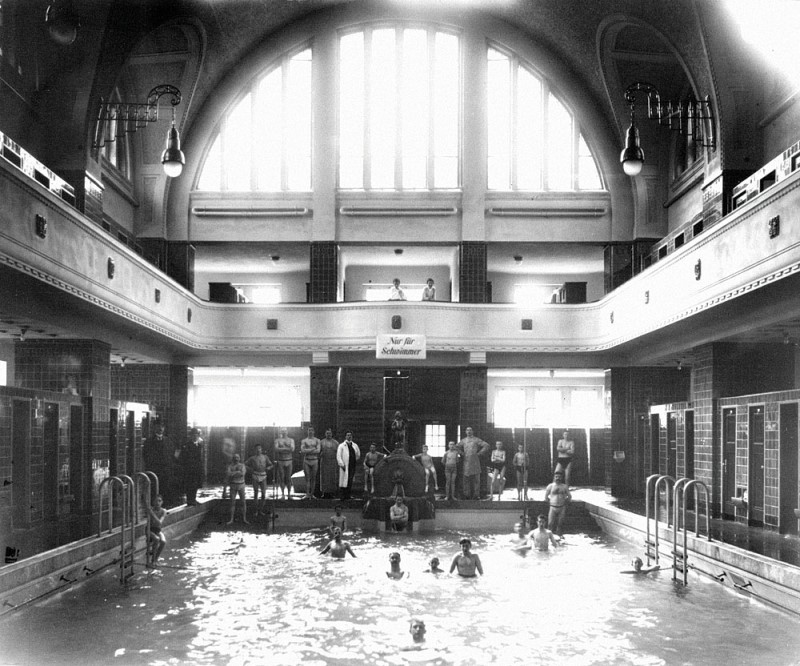 Schwimmbad Köln Ehrenfeld